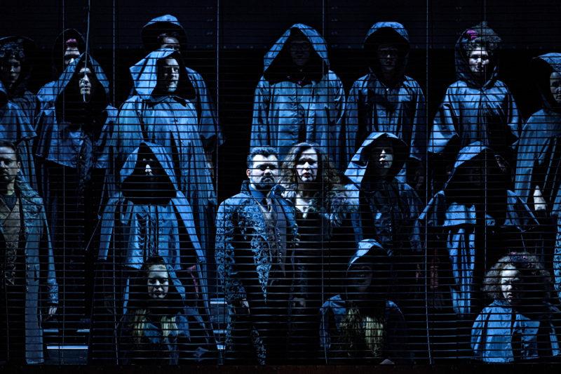Otello – Národní divadlo moravskoslezské, fotografie Martin Popelař
